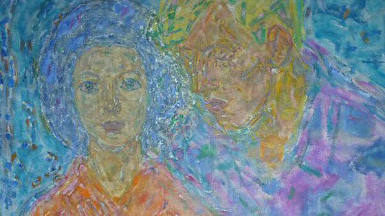 Свет и воздух Валентины Диффинэ-Кристи