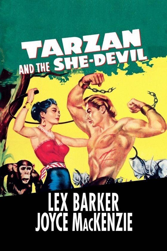 Тарзан и дьяволица (Tarzan and the She-Devil)