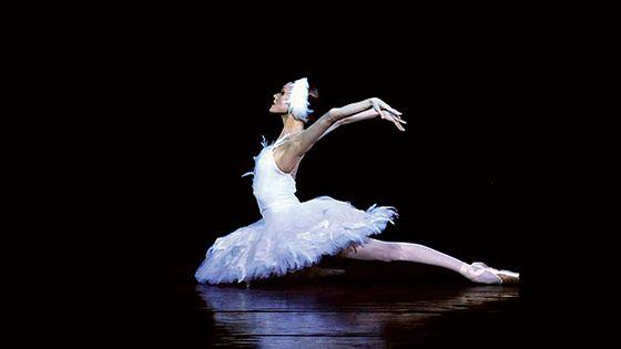 Новогодний гала-концерт. Ульяна Лопаткина и звезды русского балета