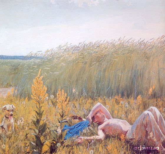 Аркадий Пластов. Почва и судьба