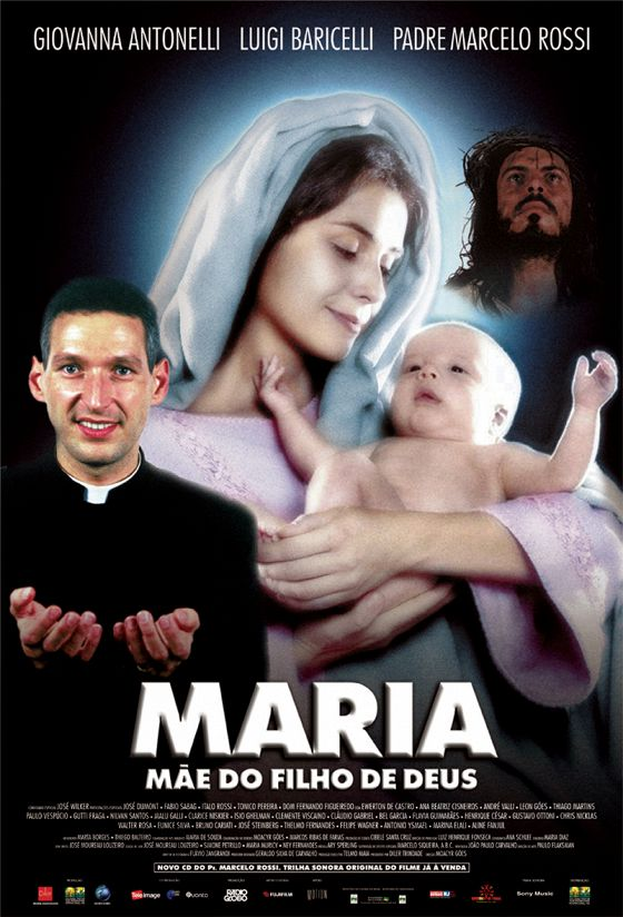 Мария — мать сына Божьего  (Maria, Mae do Filho de Deus)