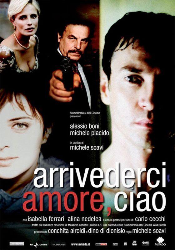 Прощай, любимая (Arrivederci amore, ciao)