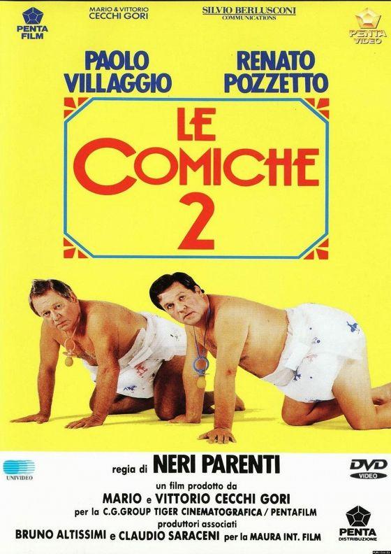 Комики-2 (Le Comiche 2)