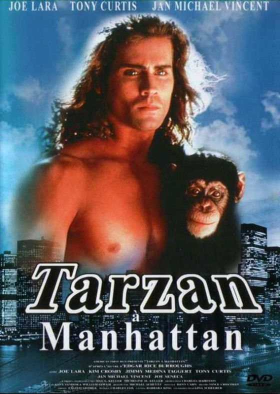Тарзан в Манхэттене (Tarzan in Manhattan)