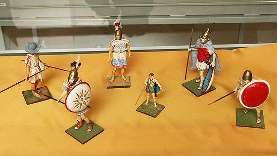 Многоцветный мир греко-римской цивилизации