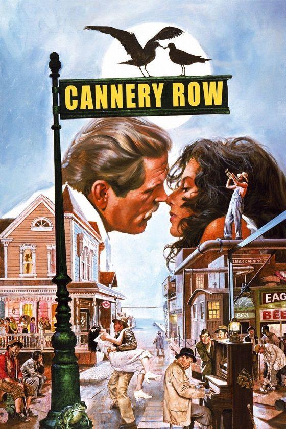 Консервный завод (Cannery Row)
