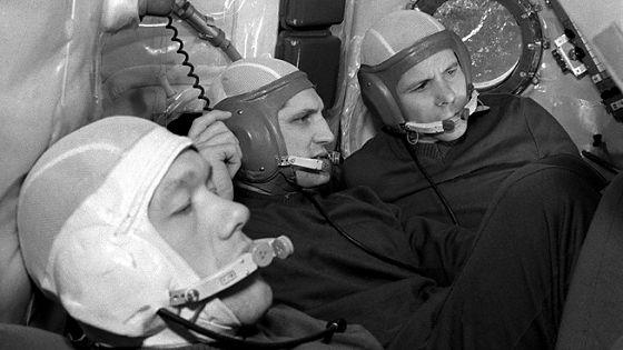 Космос эпохи СССР