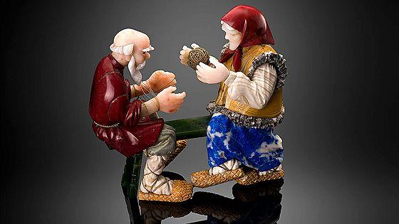 Скульптор Василий Коноваленко. Во власти камня