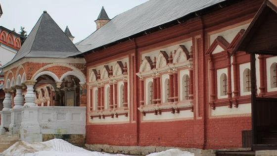 Звенигородский историко-архитектурный и художественный музей