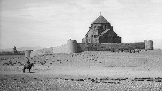 Армения по Мандельштаму. Фотографии Армении начала ХХ века