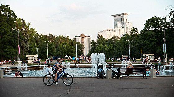 фото сокольники москва