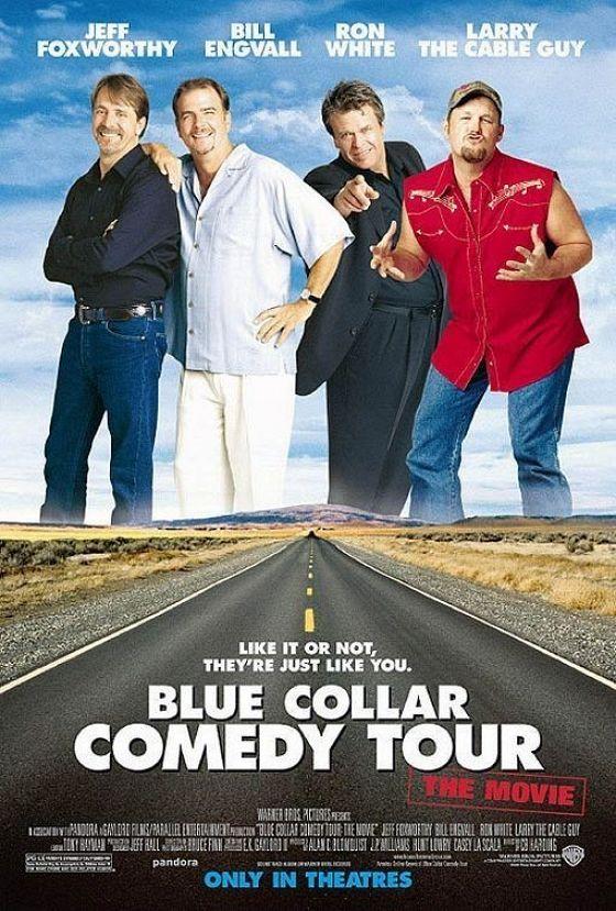 Синий воротничок (Blue Collar Comedy Tour: The Movie)
