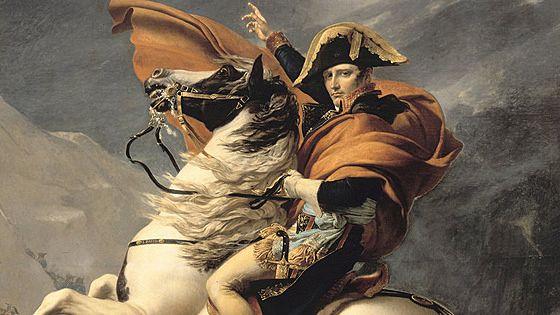 Наполеон и Лувр. Из собраний музеев Франции