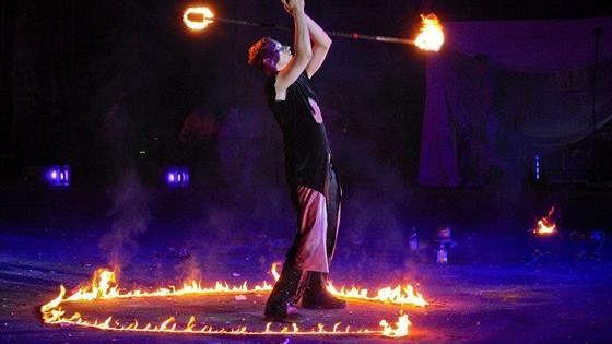V Фестиваль уличных театров «Вселенский карнавал огня»