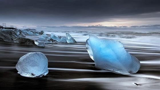 Виктория Роготнева. Исландия. Лед, огонь и риолитовые горы