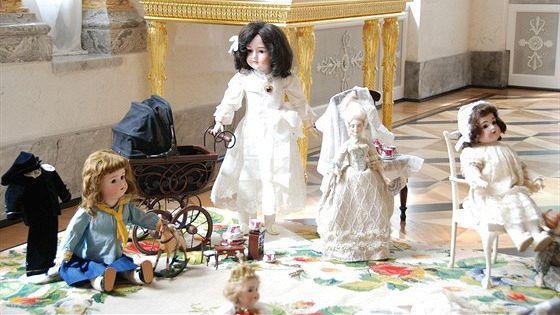 VI Международный салон кукол в Москве