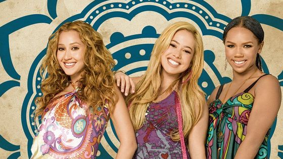 The Cheetah Girls в Индии (The Cheetah Girls: One World)