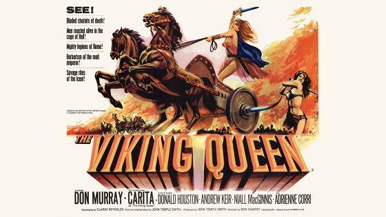 Королева викингов (The Viking Queen )