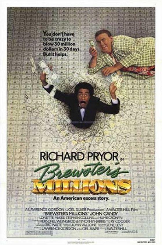 Миллионы Брюстера (Brewster's Millions)