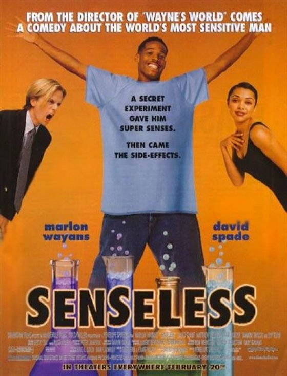 Без чувств (Senseless)