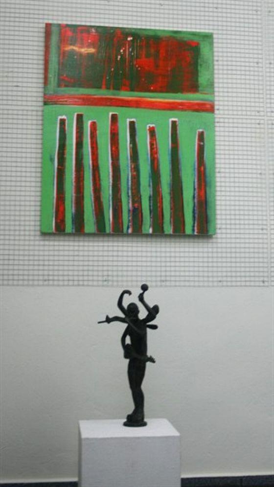 Выставка молодых кураторов