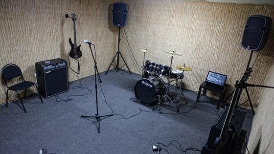 Репетиционная база Soundchek