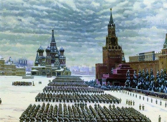 Битва за Москву. Начало великой Победы