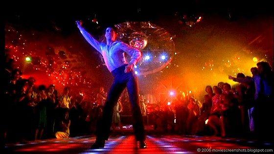 Лихорадка субботним вечером (Saturday Night Fever)
