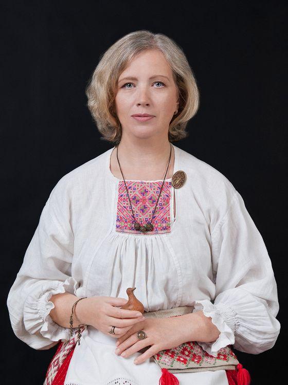 Сусанна Парккинен и Ольга Уйманен. Знакомые лица — скрытый образ