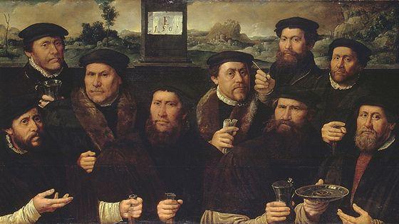 Корпоративное единство. Голландский групповой портрет Золотого века из собрания Амстердамского музея