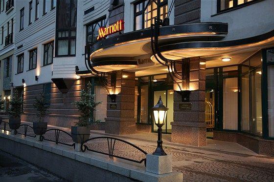 Marriott Tverskaya