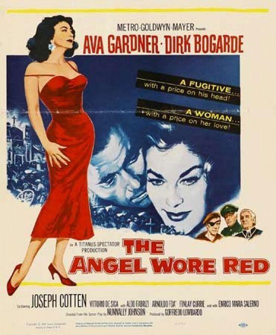 Ангел был в красном (The Angel Wore Red)