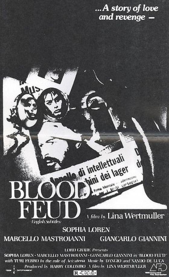 Кровная месть (Fatto di sangue fra due uomini per causa di una vedova — si sospettano moventi politici)