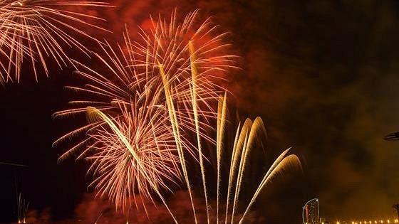 Международный фестиваль фейерверков «Ростех»