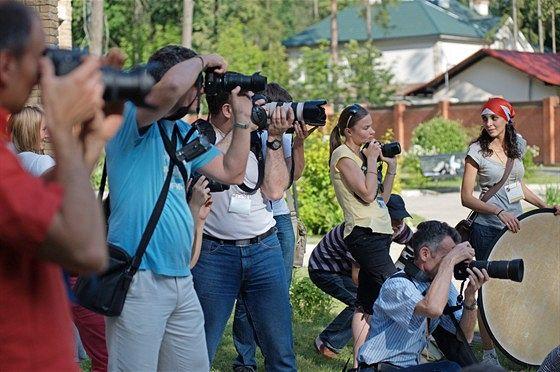 Фестиваль-праздник «День фотографа-2011»
