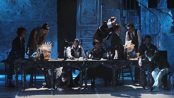 Однажды в Эльсиноре. Гамлет