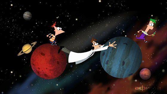 Финес и Ферб: Кино. Покорение 2-го измерения (Phineas and Ferb the Movie: Across the 2nd Dimension)
