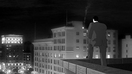 Очень мрачное кино (Film Noir)