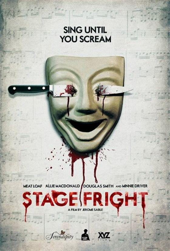 Страх сцены (Stage Fright)