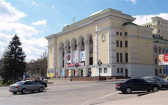 Театр оперы и балета им. Соловьяненко