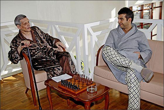 Александр Галибин (Александр Владимирович Галибин)