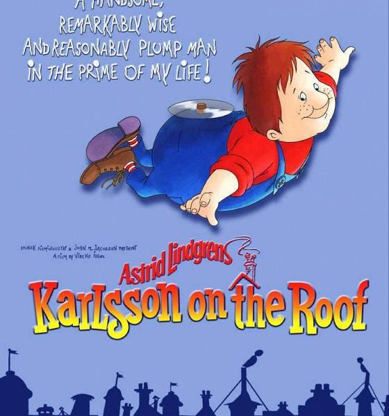Карлсон, который живет на крыше (Karlsson på taket)