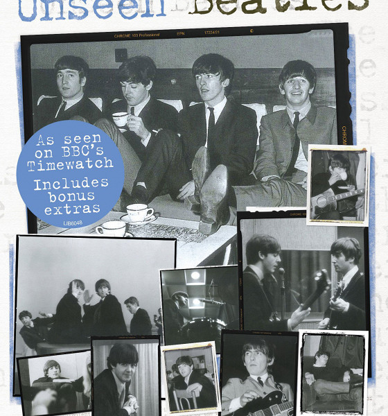 Битлз: Неизвестные кадры (The Unseen Beatles)