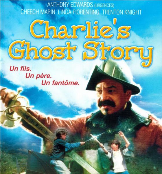 Призрак Чарли (Charlie's Ghost Story)