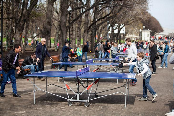 Клуб для пинг понга в москве 2015 ночные клубы