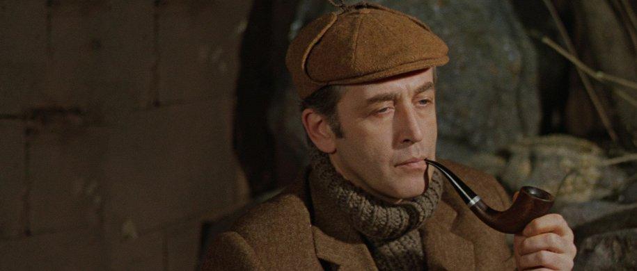 лучших фильма про Шерлока Холмса