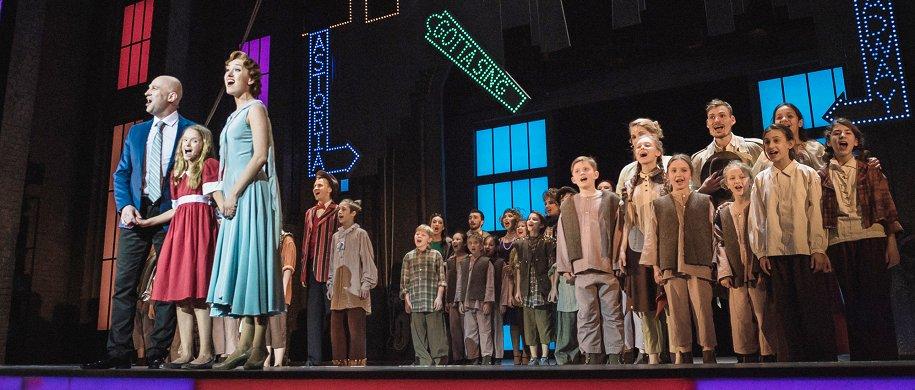 Четыре причины побывать на шоу «Broadway Dreams Дети»