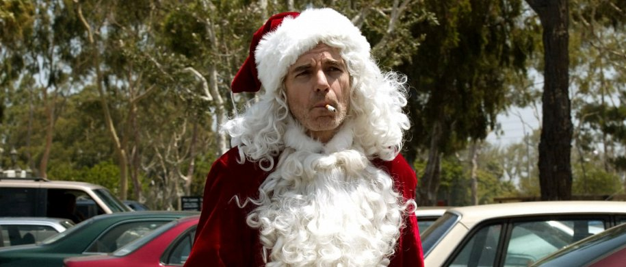 фильмов про плохих Санта Клаусов