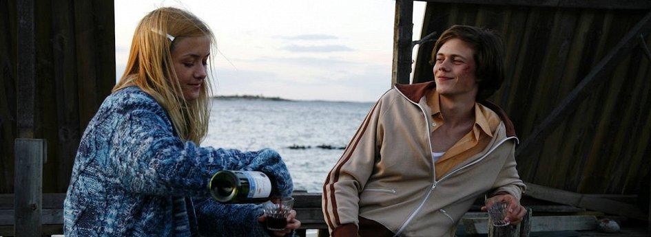Кино: «За голубыми небесами»