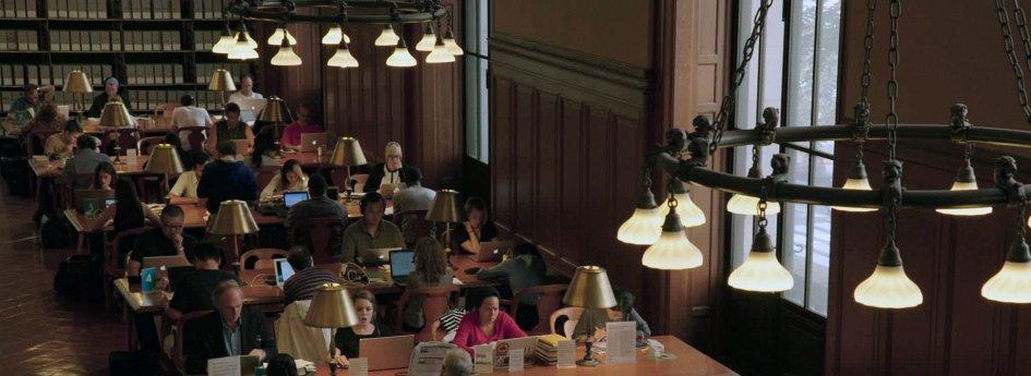 Кино: «Экслибрис: Нью-Йоркская публичная библиотека»